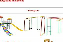 Multy Play Equipment