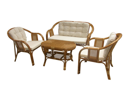Rattan Sofa Set-Saltillo