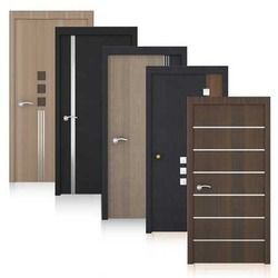 Flush Doors  sc 1 st  Vivan Enterprises Private Limited & Wooden Doors - Exterior Safety Door Service Provider from Mumbai