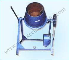 Laboratory Concrete Mixer