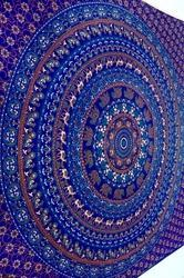 Tapestry Bed Spread Hippie Mandala
