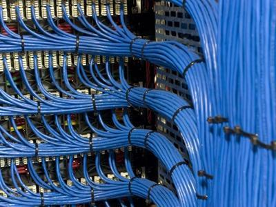 Lan Voice And Data Cabling