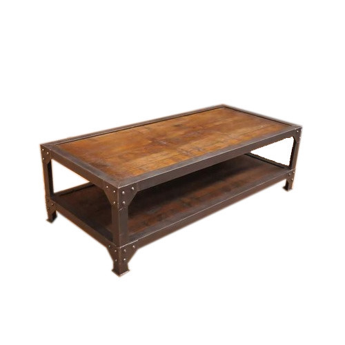 - Coffee Table - Cart Coffee Table Manufacturer From Jodhpur