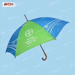 Fancy Wooden Umbrella