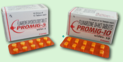 Flunarizine Tablets (Promig)