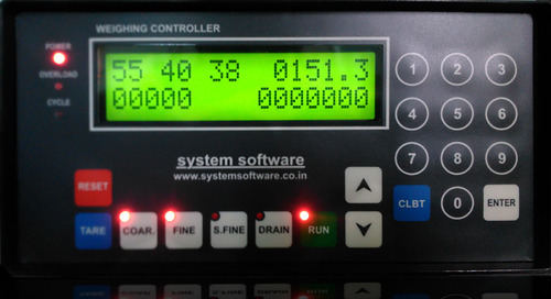 Linear Weighing Controller
