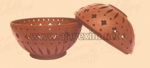 Clay Lamp Shade