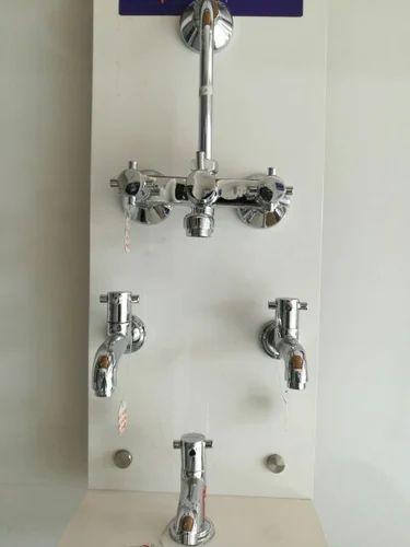 Asian Bath Fitting Royal Wall Mixer Wholesaler From Nashik