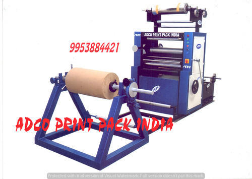 Fully Automatic Roll Punching Machines