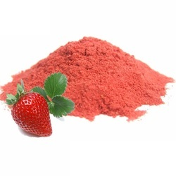 Encapsulated Strawberry Flavour Powder