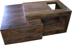 Wooden Coffee Table - Wooden Furniture