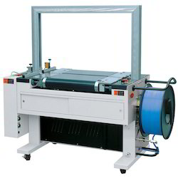 Fully Automatic Strapping Machine with Power Belt