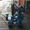 1 KW Bajaj Diesel Generator Set