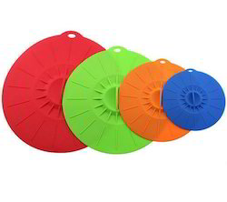 Silicone Suction Lids