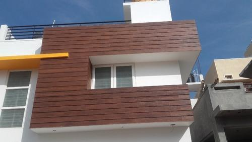 Wood Elevation Quotes : Fibre cement siding plank at rs square feet