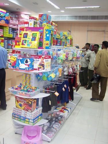 Display Racks - Toys