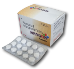 Paracetamol and Metoclopramide Tablets (METCON)