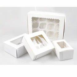 Bakery Packaging Box Printing Service