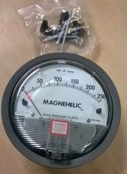 DWYER Make Magnehelic Gages 0 To 250 MM WC