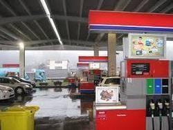 Fuel/Petrol Pump Advertisement