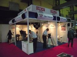 Exhibition Stall and Truss