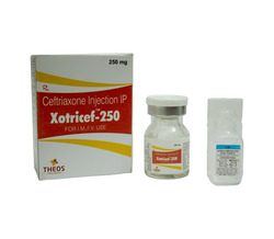 Xotricef-250 Injection
