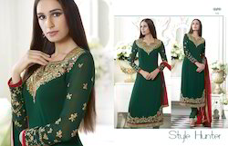 Designer Georgette Salwar Suits