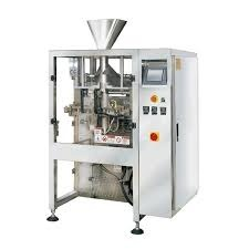 3S Series Vertical Form Fill Seal Machine