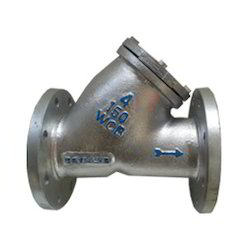 Cast Steel WCB Y-Type Strainer