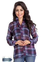 Ladies Casual Daily Wear Tops