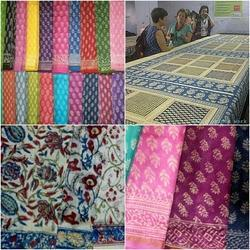 Chanderi Silk Fabrics