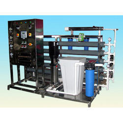 PLC Based Water Treatment Plant