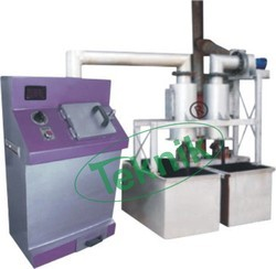 Napkin Incinerator with Scrubber