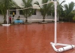 Portable Volleyball and Badminton Posts