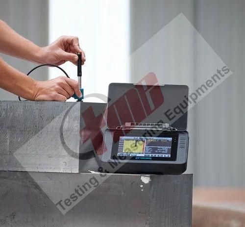 Equotip 550 Leeb Hardness Tester