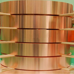 Beryllium Copper Strip