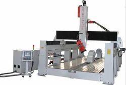 Auto-Tool Changer CNC Molding Machine Center