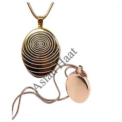 AM Gold Pendent