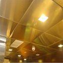 Concealed Metal False Ceiling