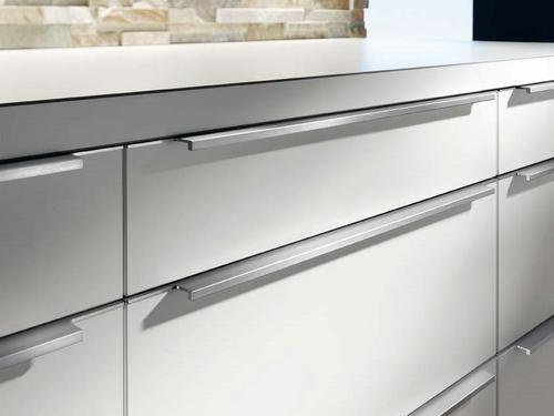 Kitchen Cabinet Handles Aluminum Profile Kitchen Cabinet