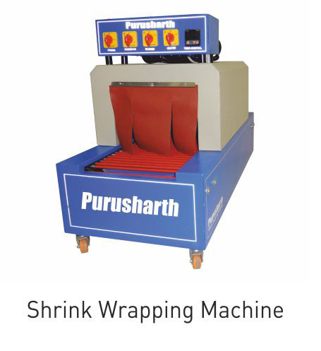 High Speed Shrink Wrappers