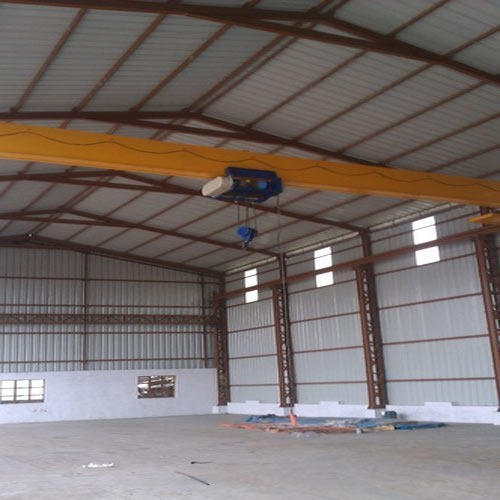 Single Girder EOT Crane 5 ton