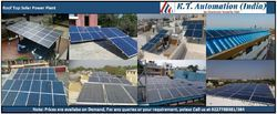 Roof Top Solar Power Plant ( On Grid)