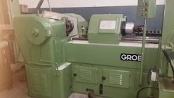 GROB ZRM-9 Spline Machine