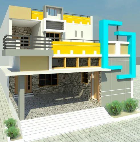 Creative Home Exterior Design