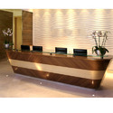 Hotel Reception Table