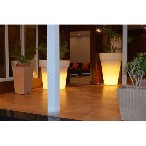 Decorative LED Planters