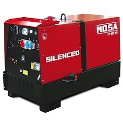 Diesel Operated Welding Machine