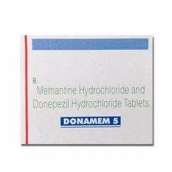 Donamem - (5 10)mg Tablet