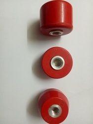 Red Plastic Insulator
